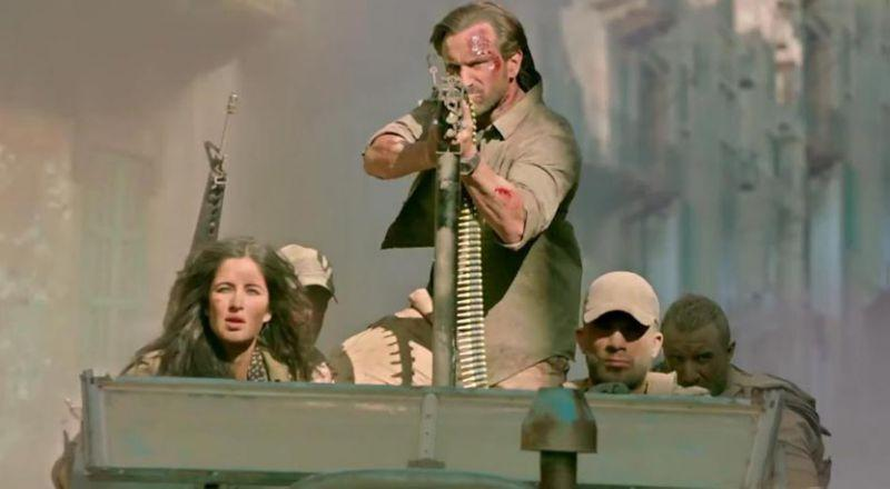 Phantom This Saif, Katrina starrer was based on terrorism. Set on post 26/11 attacks, Phantom landed in trouble as it contained filthy propaganda against Pakistan.