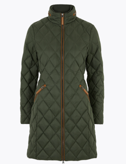 "<p>Perfect for countryside walks, this lovely outdoor quilted jacket is great to buy yourself or a loved one at <a href=""https://www.countryliving.com/uk/country-christmas-decorating-and-recipe-ideas/"" rel=""nofollow noopener"" target=""_blank"" data-ylk=""slk:Christmas"" class=""link rapid-noclick-resp"">Christmas</a>. Filled with down and feathers for extra warmth, it's right at the top of our wish list. </p><p><strong>WAS</strong>: £99 </p><p><a class=""link rapid-noclick-resp"" href=""https://go.redirectingat.com?id=127X1599956&url=https%3A%2F%2Fwww.marksandspencer.com%2Fdown-and-feather-quilted-coat%2Fp%2Fclp60455268&sref=https%3A%2F%2Fwww.countryliving.com%2Fuk%2Fhomes-interiors%2Finteriors%2Fg34768938%2Fmarks-and-spencer-black-friday%2F"" rel=""nofollow noopener"" target=""_blank"" data-ylk=""slk:BUY NOW, M&S"">BUY NOW, M&S</a> </p>"