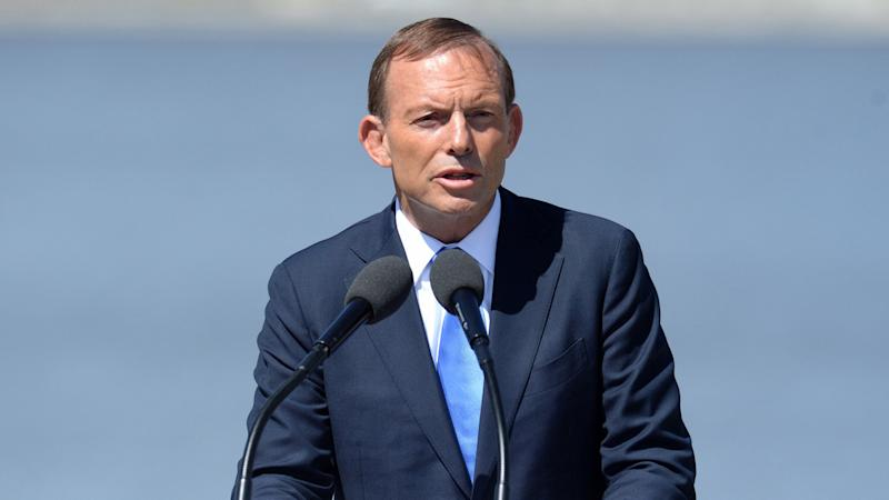 """Tony Abbott wants to start a """"national crusade"""" to recognise indigenous people in the constitution."""