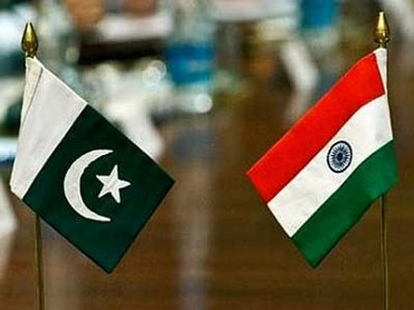 Flags of Pakistan and India (File Photo)