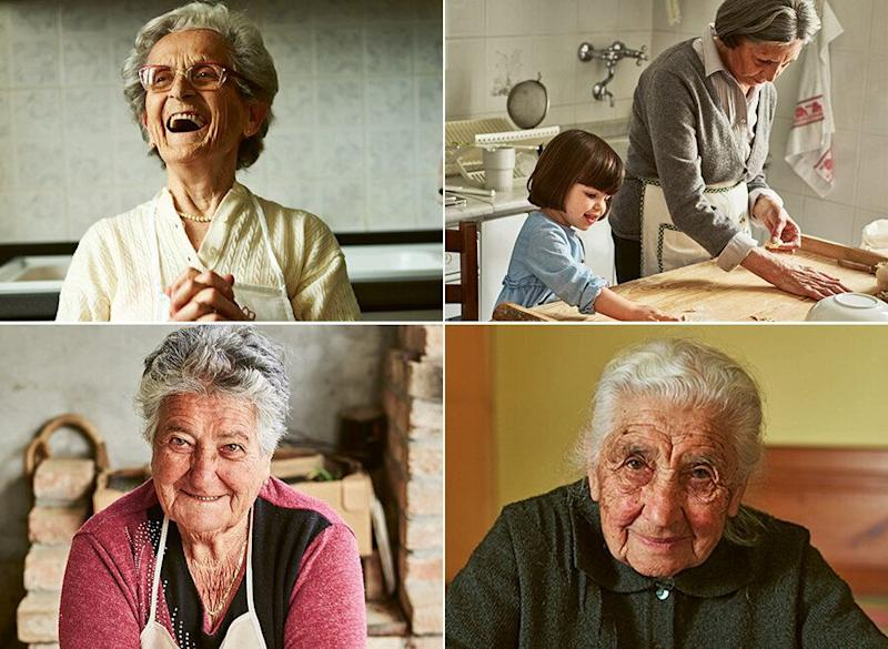 Pasta Grannies (Photo: Emma Lees)