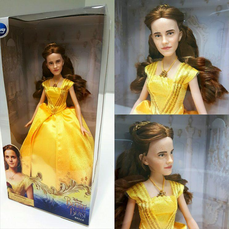 'Horrifying'... fans are appalled at new Belle doll - Credit: Flickr