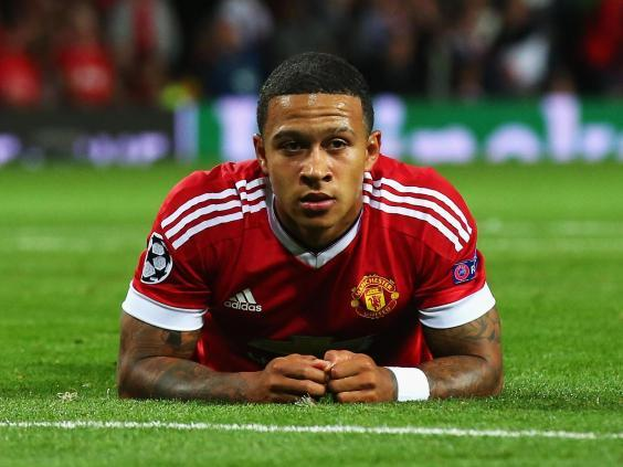 Depay's time in Manchester was short lived (Getty Images)