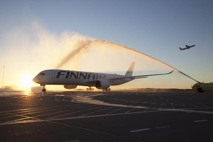 Sabre Stops Selling Most Finnair Tickets in Contract Spat