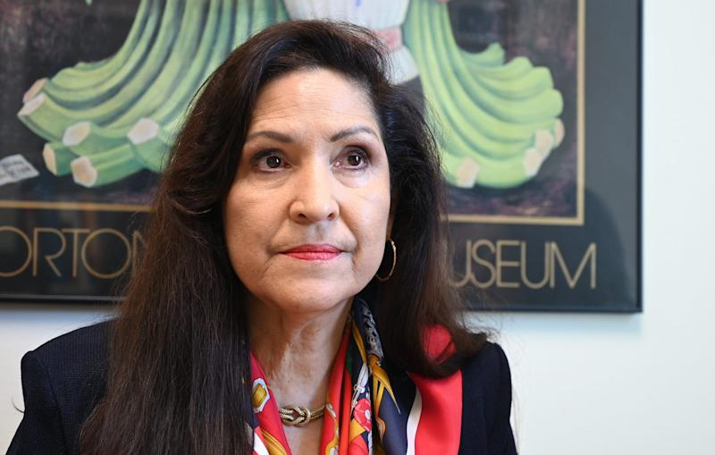 Cynthia Telles, founder of the Spanish Speaking Psychosocial Clinic at the University of California, Los Angeles has helped thousands of Spanish-speaking patients.