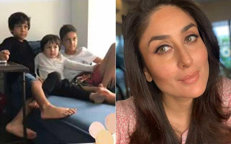 Mom-to-be Kareena Kapoor Khan urges fans to wear masks
