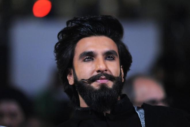 Ranveer Singh trims his mustache and beard Padmavati