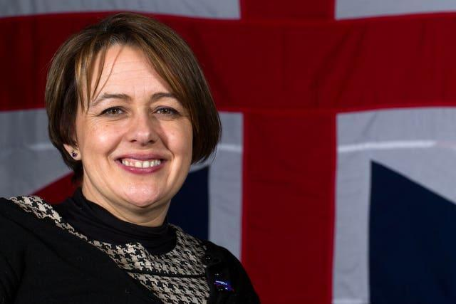 Baroness Tanni Grey-Thompson won 11 Paralympic gold medals during her wheelchair racing career