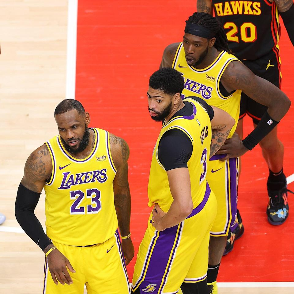 """And Now, a Full Rundown of That LeBron James and """"Courtside Karen"""" Situation"""