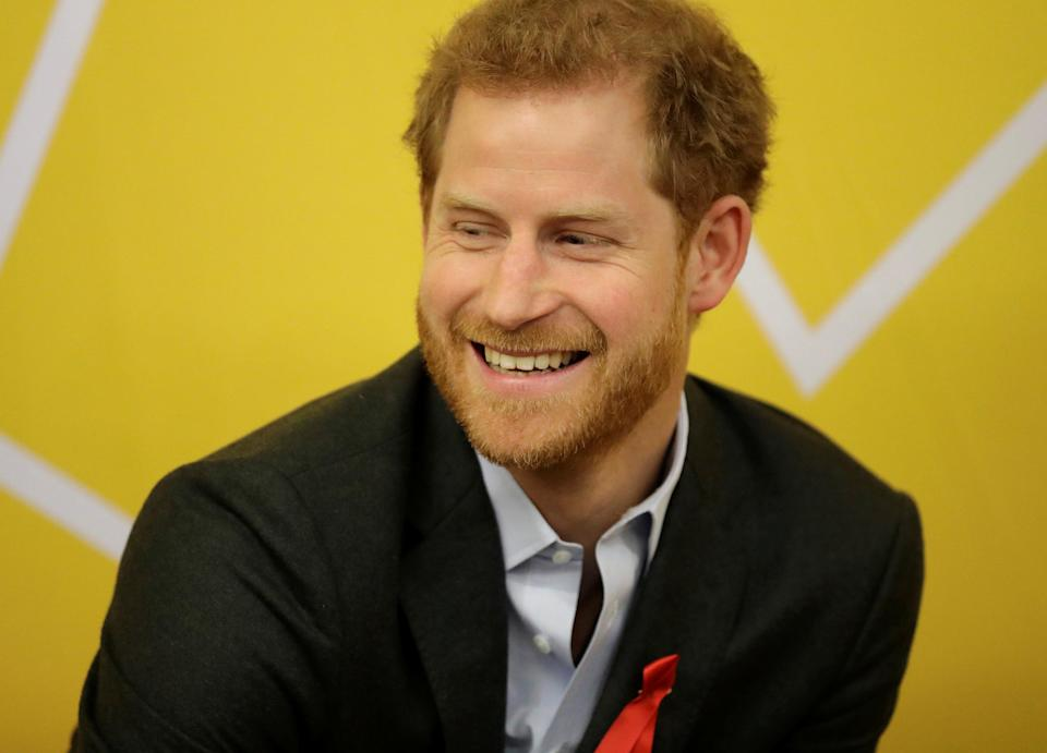 Is Prince Harry about to propose? Copyright: [Reuters]