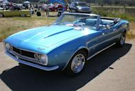 <p>The original Camaro set many young hearts aflutter. With muscular, purposeful styling and power to spare, the '60s Camaro became an instant classic.</p>