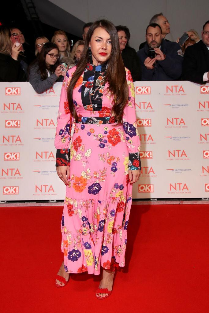 <p>We don't know about you but we have fallen head over heels for Lacey Turner's floral-emblazoned look. <em>[Photo: Getty]</em> </p>