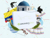 """<p><strong>AncestryDNA</strong></p><p>amazon.com</p><p><strong>$99.00</strong></p><p><a href=""""https://www.amazon.com/dp/B00TRLVKW0?tag=syn-yahoo-20&ascsubtag=%5Bartid%7C10055.g.21274147%5Bsrc%7Cyahoo-us"""" rel=""""nofollow noopener"""" target=""""_blank"""" data-ylk=""""slk:Shop Now"""" class=""""link rapid-noclick-resp"""">Shop Now</a></p><p>He can trace back to find his family roots, origins, ethnicity and maybe make unexpected connections with relatives he's yet to meet with this best-selling DNA kit. </p>"""