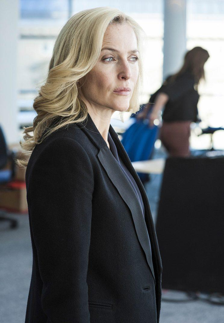 Gillian Anderson as Stella Gibson. (Photo: Netflix)