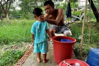 The Wider Image: 'For fallen souls' - A survivor says Myanmar fight must go on