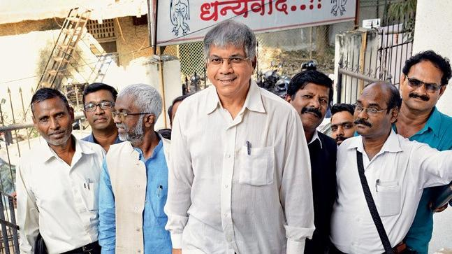 Prakash Ambedkar, President of Bharip Bahujan Mahasangh on Wednesday alleged that Pune police during their raid on Tuesday confiscated electronic gadgets of Dalit activists to destroy evidence gathered by them in connection with the Bhima-Koregaon riots.
