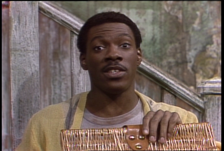 Eddie Murphy as Mr. Robinson in 'SNL'