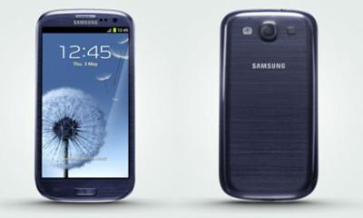 Samsung Reveals New iPhone Rival Galaxy SIII
