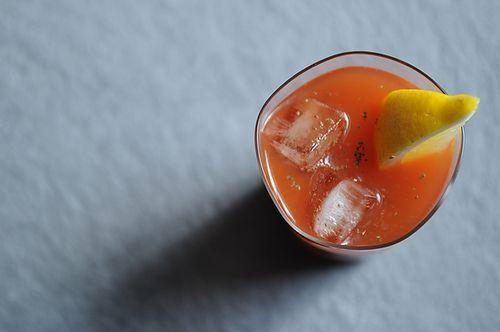 """<p>When in doubt, make yourself a bloody. <b>Try the<b><b><a href=""""https://www.food52.com/recipes/8103-horseradish-vodka-bloody-mary?utm_source=yahoofood&utm_medium=referral&utm_campaign=10hangoverhelpers"""">Horseradish Vodka Bloody Mary</a>.</b></b></b><i>(Photo: Food52)</i></p>"""