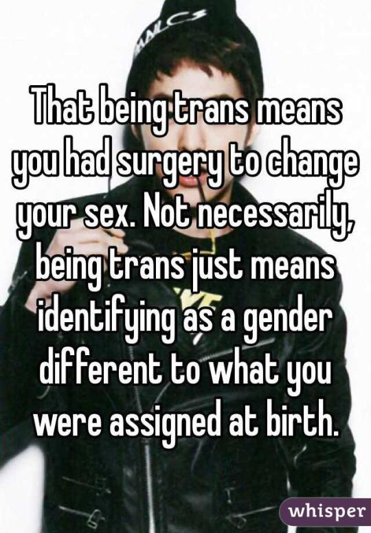 Is being transgender a medical condition-6345