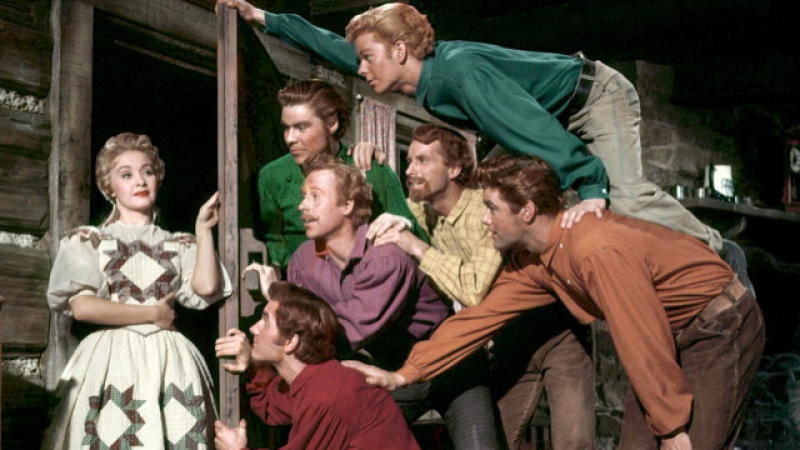 Seven Brides For Seven Brothers (Credit: MGM)