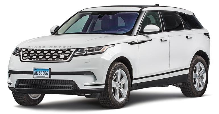 2018 range rover velar review wading into new waters. Black Bedroom Furniture Sets. Home Design Ideas