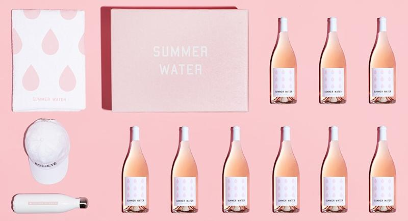 No joke: You can now join a rosé wine club.