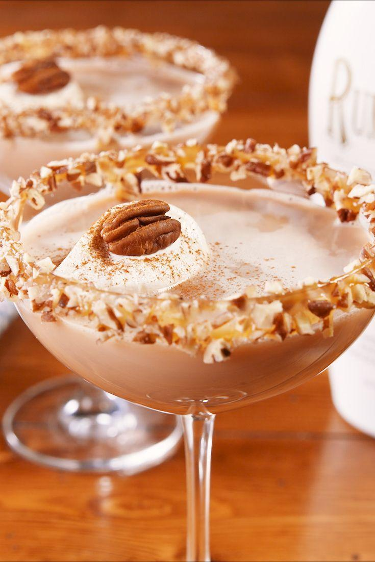 """<p>Rimming cocktails for a group can be annoying, but when it's just the two of you, it's totally worth it.</p><p>Get the recipe from <a href=""""https://www.delish.com/holiday-recipes/thanksgiving/g1312/thanksgiving-for-two/"""" rel=""""nofollow noopener"""" target=""""_blank"""" data-ylk=""""slk:Delish"""" class=""""link rapid-noclick-resp"""">Delish</a>.</p>"""