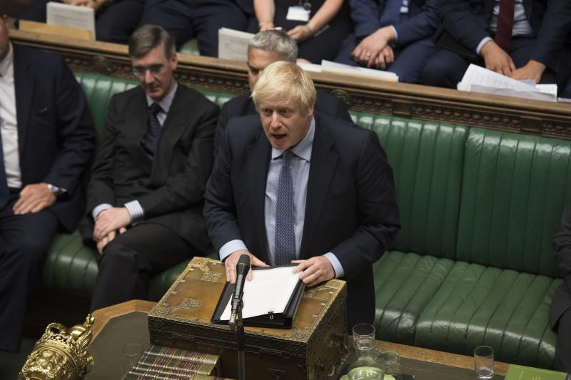 Why Boris Johnson Lost His Bid for a New Election Before Brexit