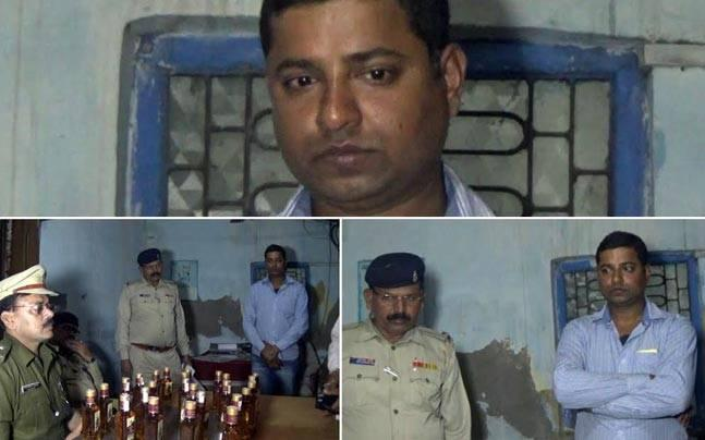 Bihar cop sets example, gets son arrested for smuggling liquor