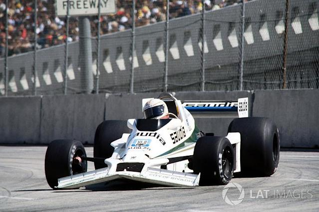 "1978: Williams-Cosworth FW06 <span class=""copyright"">Sutton Images</span>"