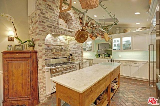 The gourmet kitchen is perfect for any chef. (Photo: Trulia)