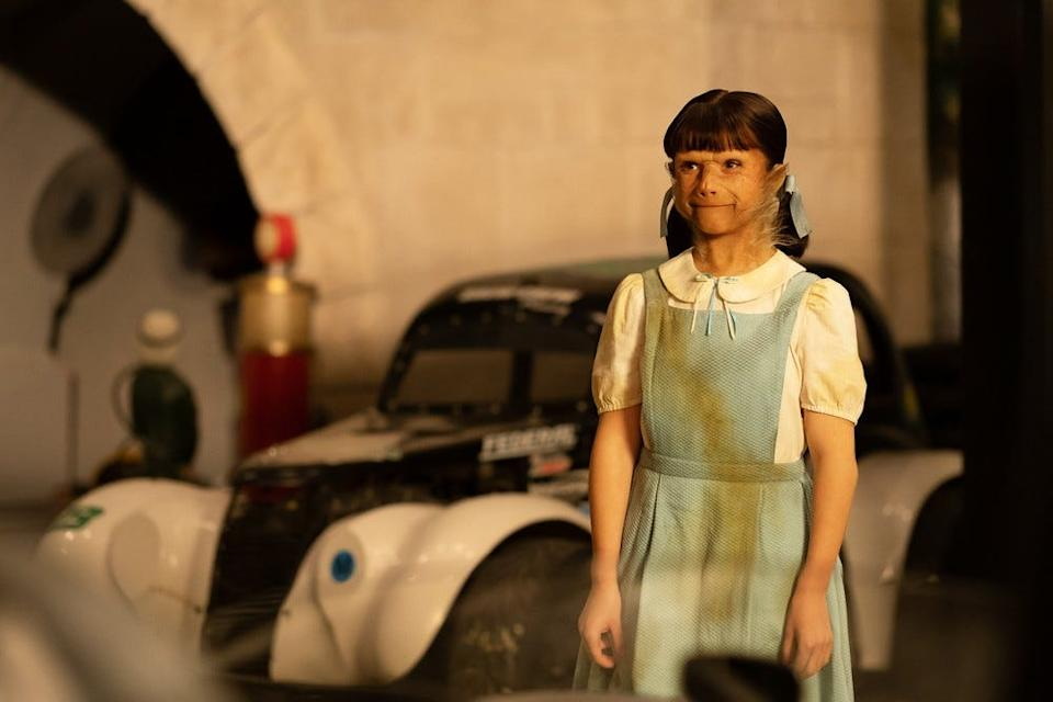 Dorothy just wants to be accepted by others and treated as something more than a little kid.