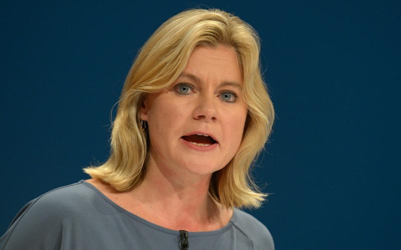Justine Greening has said that grammars must help people from ordinary working families - PA