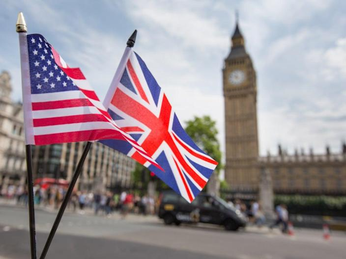 A UK-US travel ban has been in place since the start of the pandemic (Getty Images/iStockphoto)