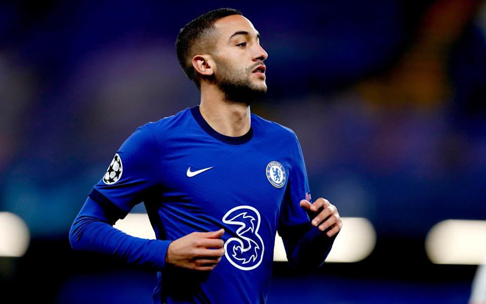 Ziyech recently made his debut for Chelsea against Southampton - PA
