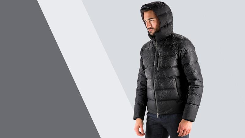 d6490cad1 The First Waterproof Down Jacket Has Arrived Just in Time for Winter