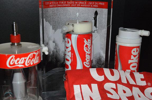 Coca-Cola Returns Soda to Outer Space in New Olympics Ad