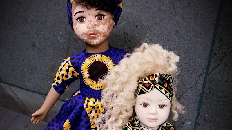 These Dolls Represent A Wide Spectrum Of Beauty. Here's Why That Matters