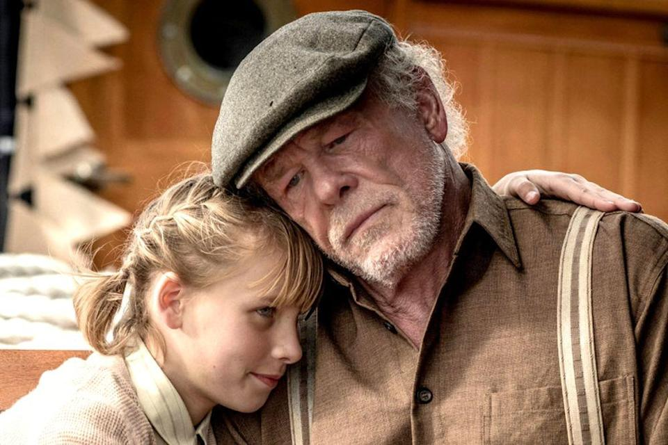 Nick Nolte, 77, Says Acting with Daughter Sophia, 11, Was 'Precious'