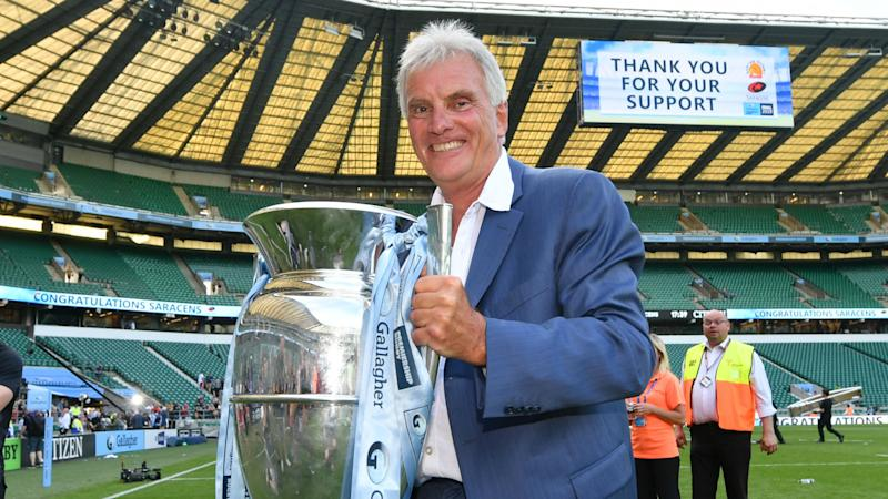 Nigel Wray retires as Saracens chairman with immediate effect