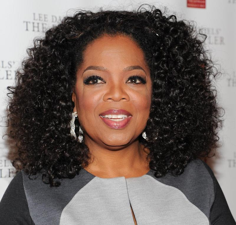 """FILE - In this July 31, 2013 file photo, media mogul and actress Oprah Winfrey attends a special screening of """"Lee Daniels' The Butler"""" hosted by O, The Oprah Magazine, at Hearst Tower, in New York. Oprah's OWN channel is in the black for the first time since its rocky start two-and-a-half years ago. More than 30 new advertisers are joining original heavyweight sponsors Procter & Gamble and General Electric, and are paying higher rates as the channel has found its programming and distribution footing. (Photo by Evan Agostini/Invision/AP, File)"""