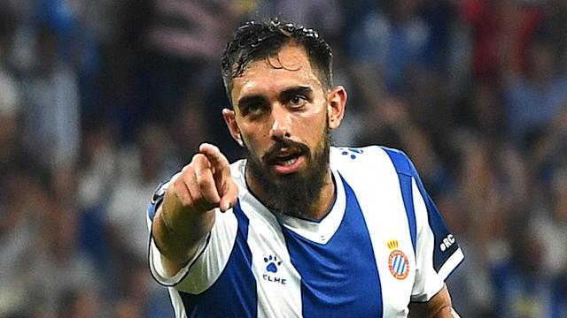 After scoring 17 LaLiga goals for Espanyol last season, striker Borja Iglesias has followed head coach Rubi to Real Betis.