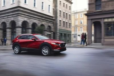 2020 Mazda CX-30: Inspiring The Road Ahead