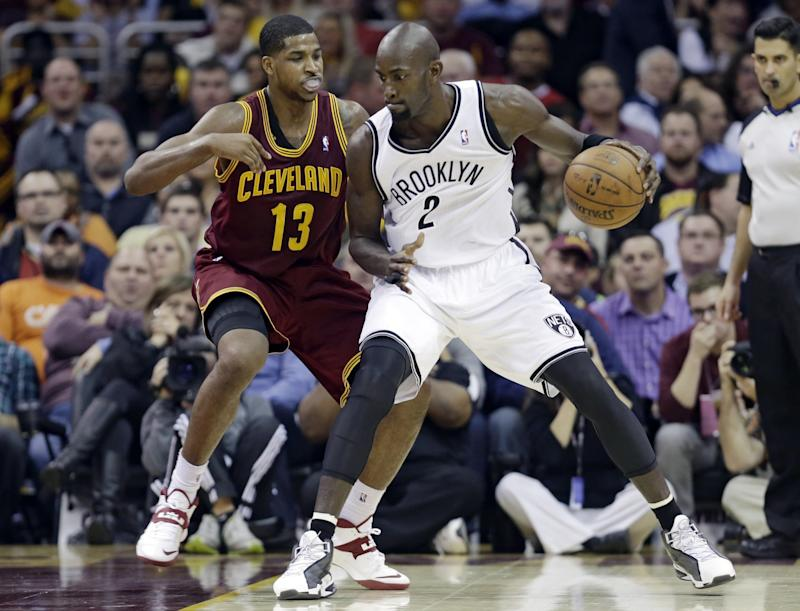 Ty Lue wanted to see this at Cavs practice late in the season. (AP)