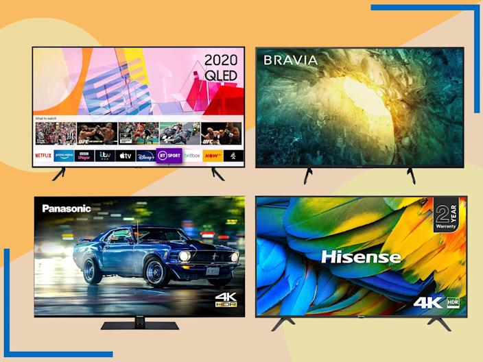 Televisions are traditionally among the most popular items sold during the two-day sales extravaganza (The Independent)