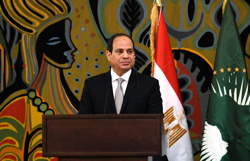 A vote by the Egyptian parliament on changes to the constitution could allow President Abdel Fattah al-Sisi to stay in power until 2030