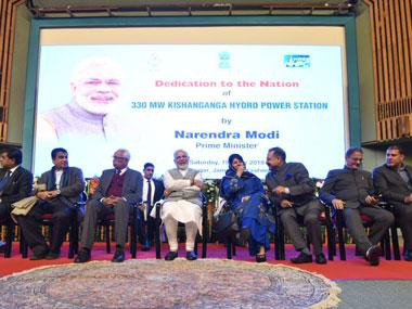 Kishanganga Hydroelectric Project: New power facility may become another flashpoint in India-Pakistan ties