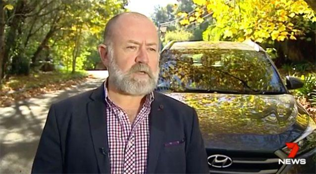 Mr Cadogan advises drivers to look at their options. Photo: 7 News