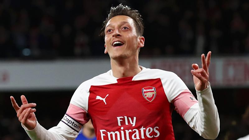 'We need Mesut Ozil' - Emery sees Arsenal future for World Cup winner